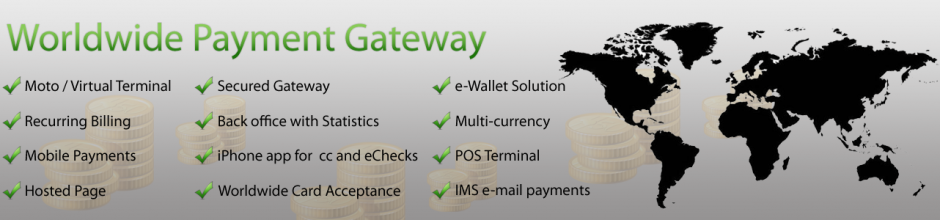Global Ecommerce offshore Payments